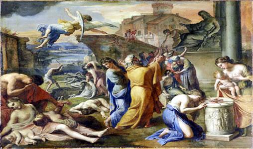 Ces Epidemies Pandemies Immortalisees Par La Peinture Albayane