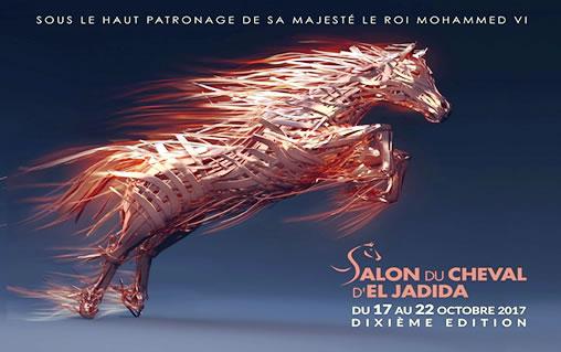 El jadida en selle pour la 10e dition du salon du cheval for Salon du cheval montpellier 2017