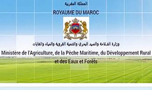 Plusieurs mesures pour renforcer la production agricole nationale et assurer des stocks confortables