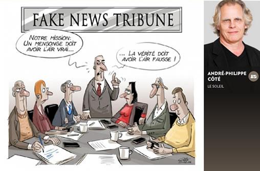 """Résultat de recherche d'images pour """"fake news + journalistes"""""""